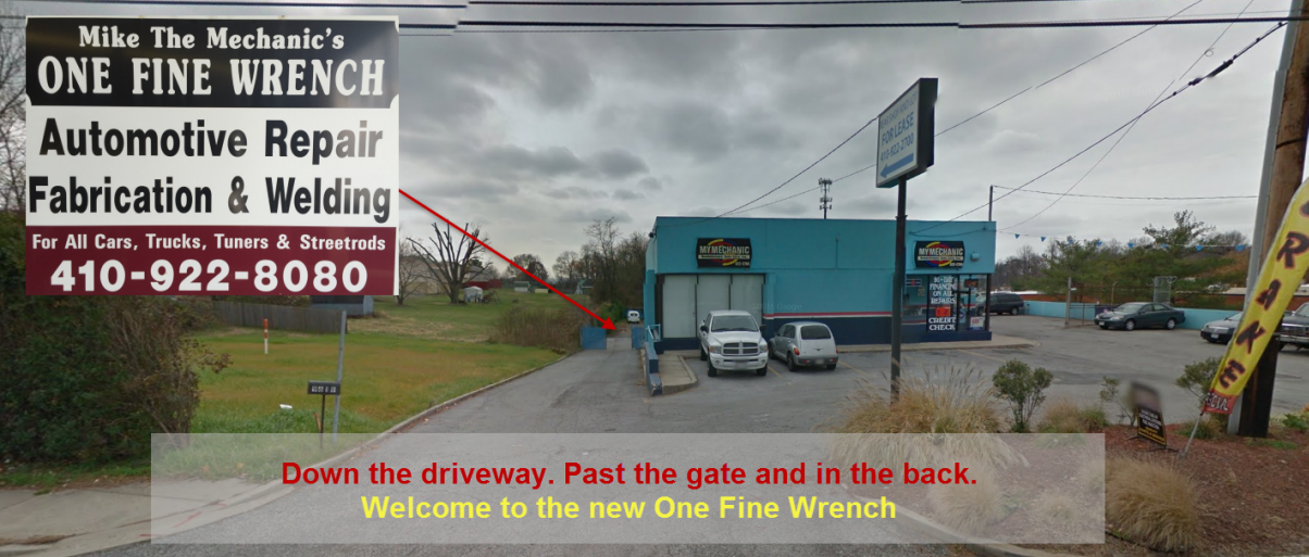 We have moved to our new location. 9619 Liberty Road RAndallstonw MD 21133